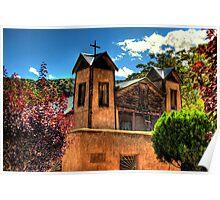 Santuario de Chimayó Church Poster
