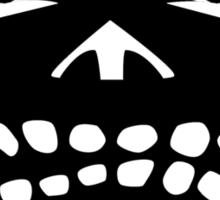 Moon Silhouette Sticker