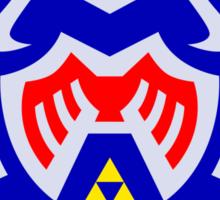 Hero's Shield 2 Sticker