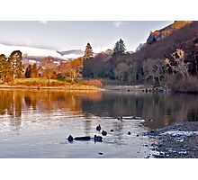 By The Lakeside - Derwentwater Photographic Print
