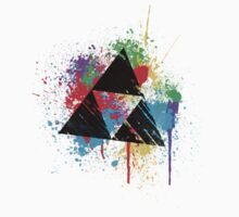 Triforce Paint by cluper