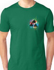 Triforce Paint Unisex T-Shirt