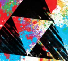Triforce Paint Sticker