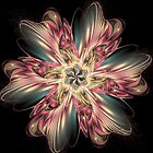Oily flower for ATF garden by innacas