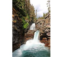 St Mary Falls Photographic Print