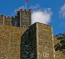 Dover Castle by tunna