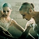 Ballet twins by Kalmykoff
