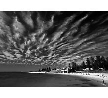 Cirrus Clouds Photographic Print