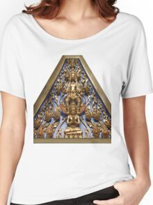 Buddhist Symbols Women's Relaxed Fit T-Shirt