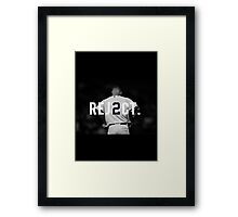 REJ2CT Framed Print