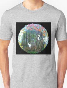 KOOKABURRA'S & AUSTRALIAN NATIVE FLOWERS ☮ T-Shirt