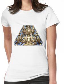 Buddhist Symbols Womens Fitted T-Shirt