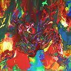 Lava Flow by Allan Maticic