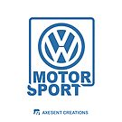 VW Motor Sport by axesent