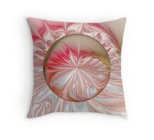 Crystal Ball Magic Throw Pillow
