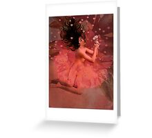 Blooming dreams Greeting Card