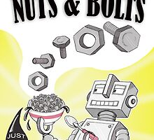 Crunchy Nuts (&Bolts)! by MissIllustrator