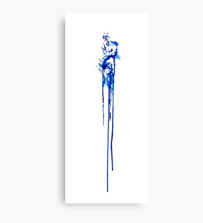 This One Fleeting Thought Canvas Print