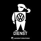 DIENST Service by axesent