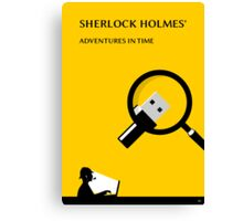 Sherlock Holmes' Adventures in Time Canvas Print