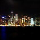 Hong Kong Nights by GIStudio