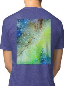 Painted Universe  Tri-blend T-Shirt