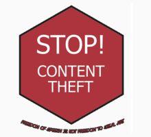 Stop Content Theft by © Joe  Beasley IPA