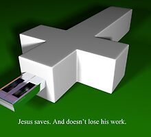 Jesus_USB by ANDIBLAIR