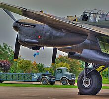 Bomber Command 1944 - HDR by Colin  Williams Photography