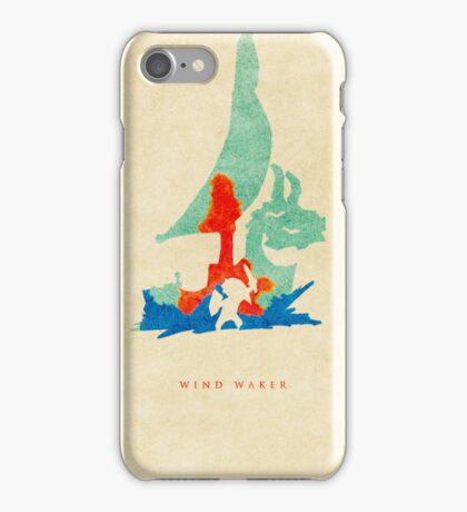 Waker iPhone Case/Skin
