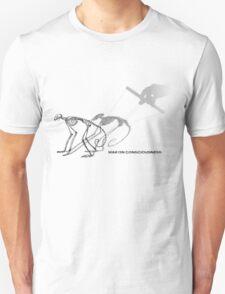 War on consciousness T-Shirt