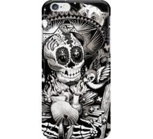 Day of the Dead - You Haz Key iPhone Case/Skin
