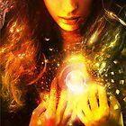 Magic Apprentice by autumnsgoddess