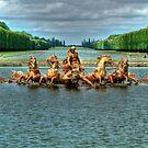 """ Versailles ..."" by jean-jean"