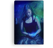 In a fantasy world Canvas Print