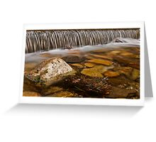 Flow II Greeting Card