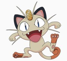 Meowth Kids Clothes