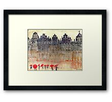 Brussels Framed Print