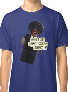 Brick Fiction Parody Variant 03 Classic T-Shirt