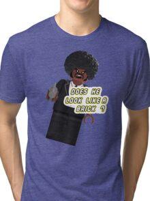 Brick Fiction Variant 03 Tri-blend T-Shirt