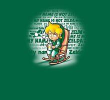 My name is not Zelda Unisex T-Shirt