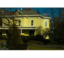 Wellington, Ohio Architecture Photographic Print