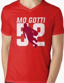 Mo Gotti Mens V-Neck T-Shirt