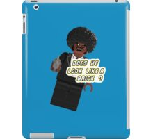 Brick Fiction Parody Variant 03 iPad Case/Skin