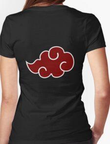 akatsuki red cloud logo T-Shirt