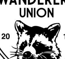 Wanderers Union Sticker