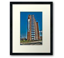 Office Tower Framed Print