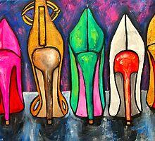 Never Too Many Heels! by Arts4U