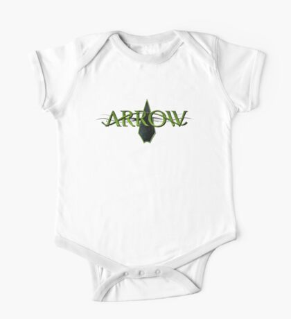 Arrow One Piece - Short Sleeve