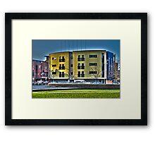 City Living 2 Framed Print